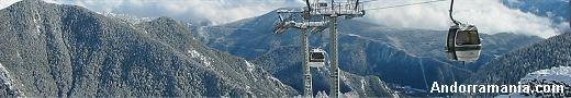 Vallnord Pal Arinsal Pistas de esquí Pistes de ski Ski slopes Ski resorts