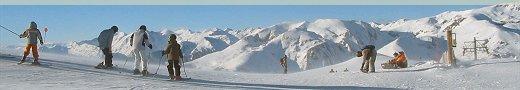 Réservations d'hôtels en Principauté d'Andorre - Vallée d'Ordino : Centre d'excursions et de randonnées en montagne de la Principauté d'Andorre - Ski, raquettes, surf, hors-pistes - L'aventure dans une des plus belles vallées de Pyrénées.