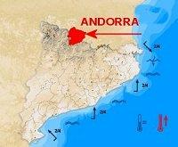 Météo Andorre et Catalogne